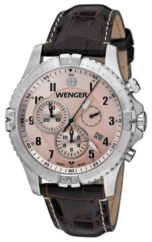 Wenger Watch Squadron Chrono D