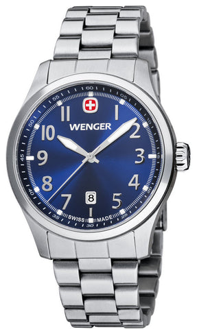 Wenger Watch Terragraph 3H D
