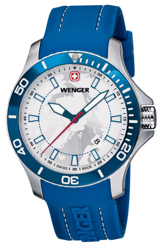 Wenger Watch Sea Force Arctic Light D