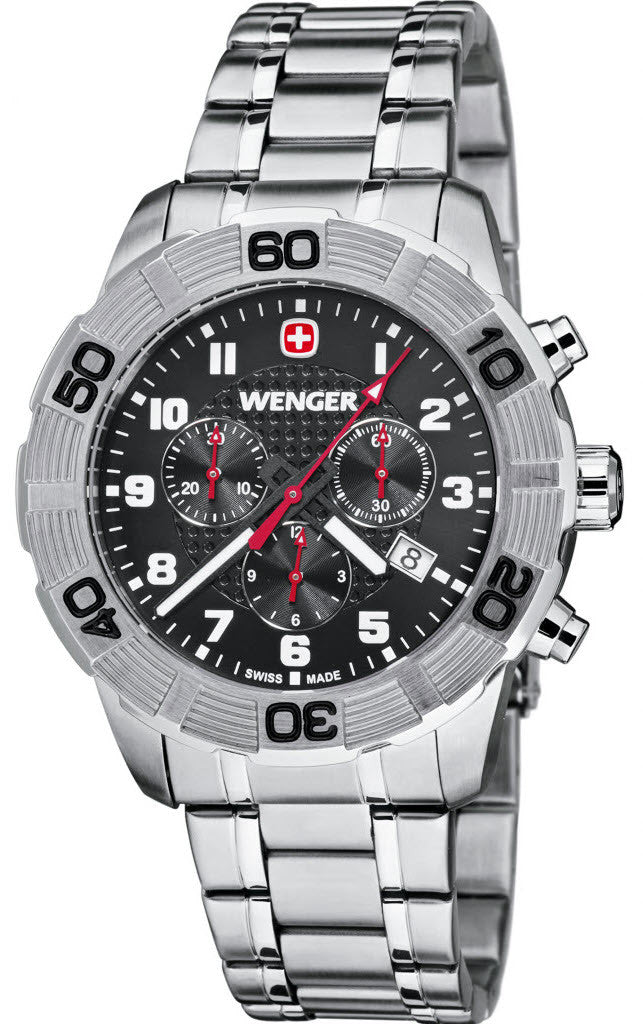 Wenger Watch Roadster Chrono D