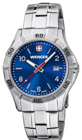 Wenger Watch Platoon Gent D