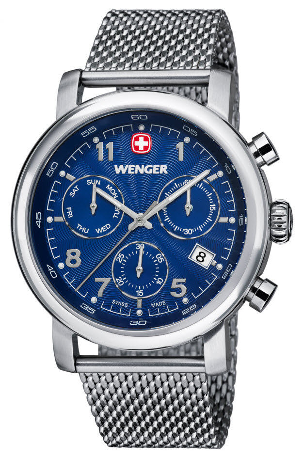 Wenger Watch Urban Classic Chrono D