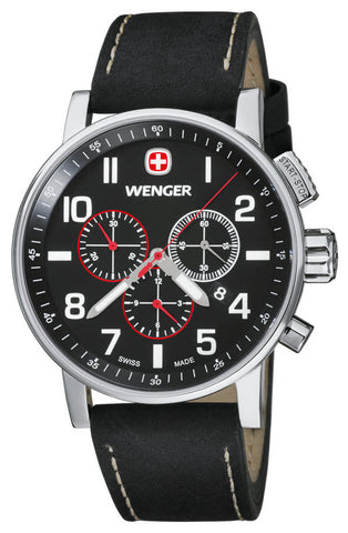 Wenger Watch Commando Chrono D