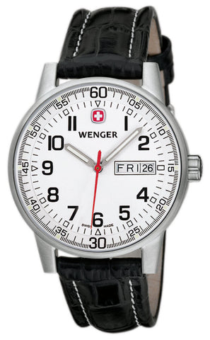 Wenger Watch Commando Day-Date D