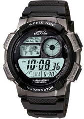 Casio Watch Illuminator Alarm