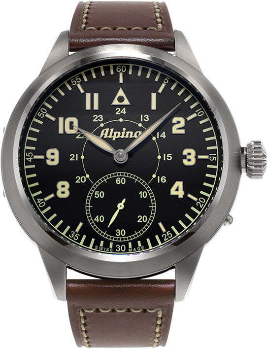 Alpina Watch Startimer Heritage Pilot MKII Limited Edition D