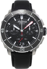 Alpina Watch Seastrong Diver 300 Big Date Chronograph