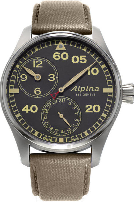 Alpina Watch Startimer Manufacture Limited Edition