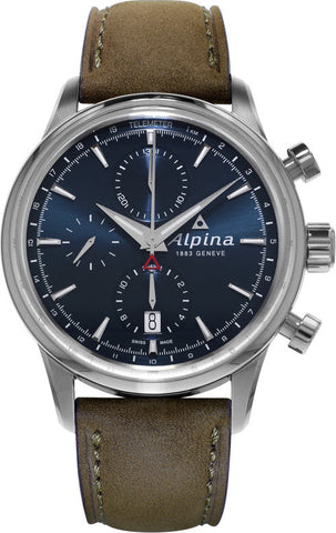 Alpina Watch Alpiner Automatic Chronograph