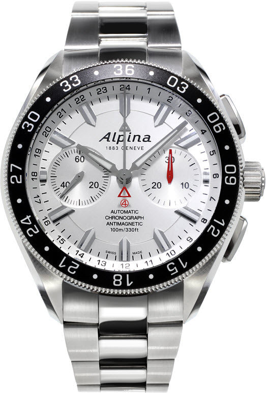 Alpina Watch Alpiner 4 Automatic Chronograph