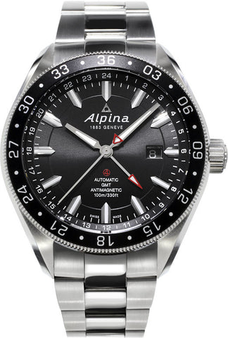 Alpina Watch Alpiner 4 Automatic GMT