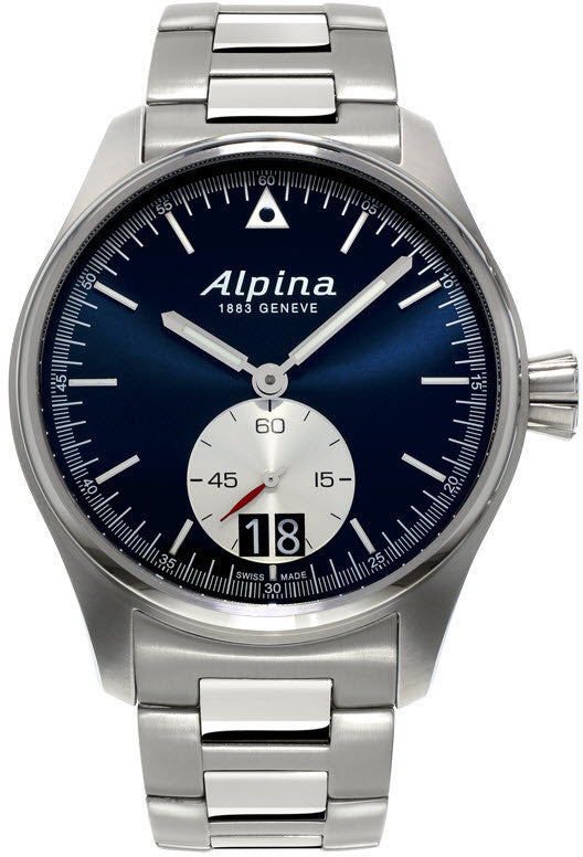 Alpina Watch Startimer Quartz Big Date