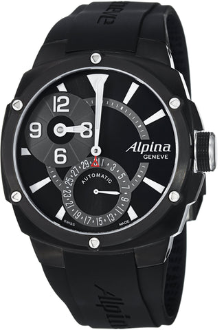 Alpina Watch Alpiner Avalanche Manufacture Regulator