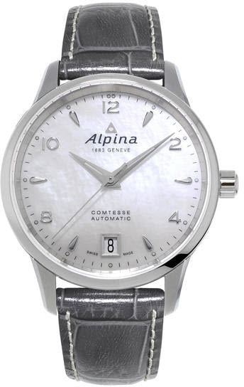 Alpina Watch Comtesse Date