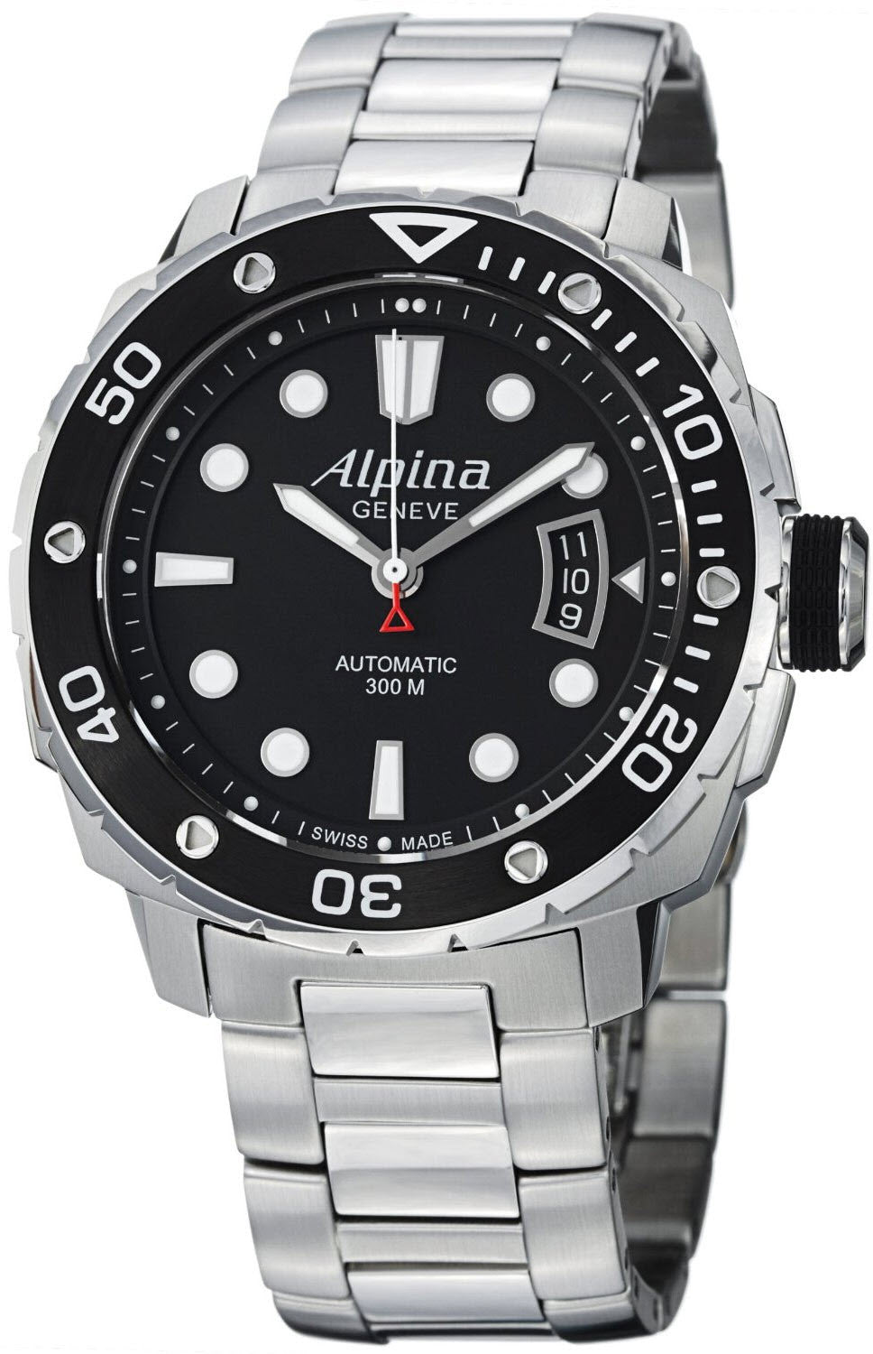 Alpina Watch Seastrong Diver 300 Date