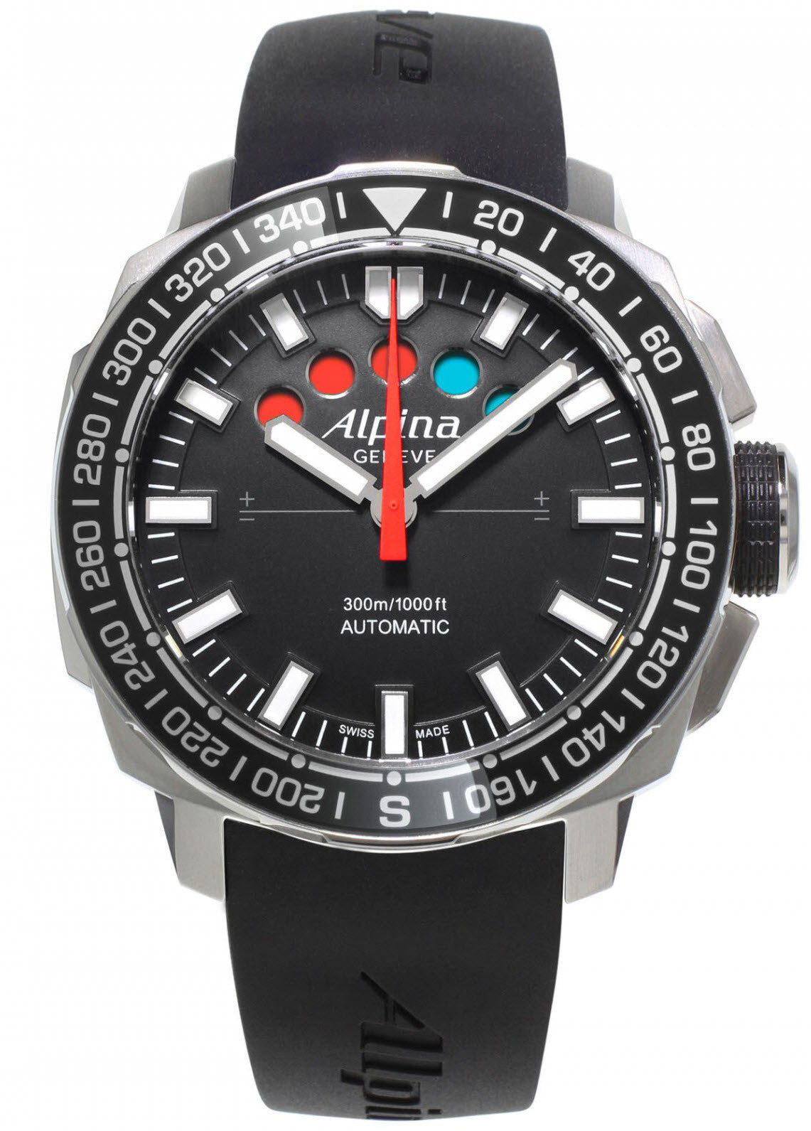 Alpina Watch Seastrong Yachtimer Countdown Limited Edition