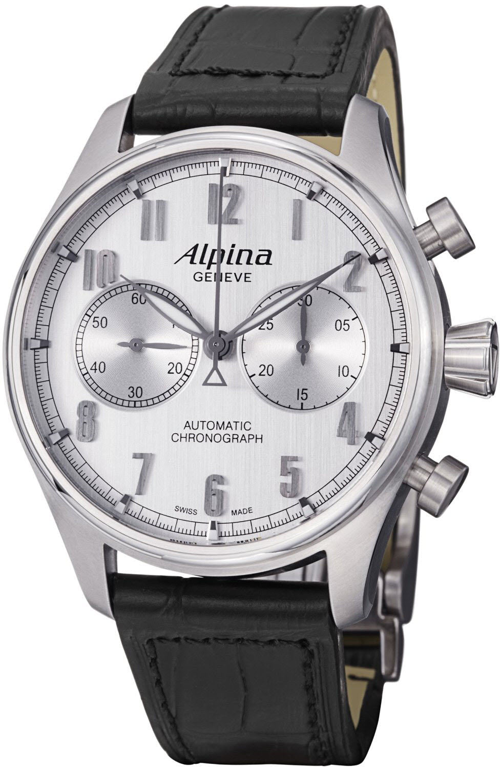 Alpina Watch Startimer Classics Chronograph