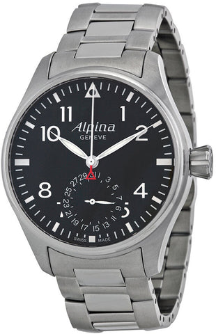 Alpina Watch Startimer Pilot Manufacture Date