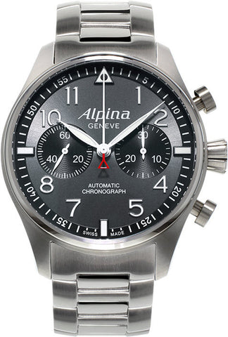 Alpina Watch Startimer Pilot Chronograph Limited Edition