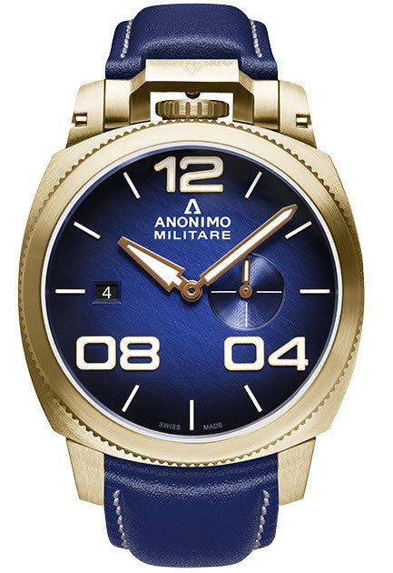 Anonimo Watch Militare Classic Automatic Mens