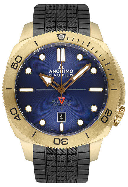 Anonimo Watch Nautilo Mens