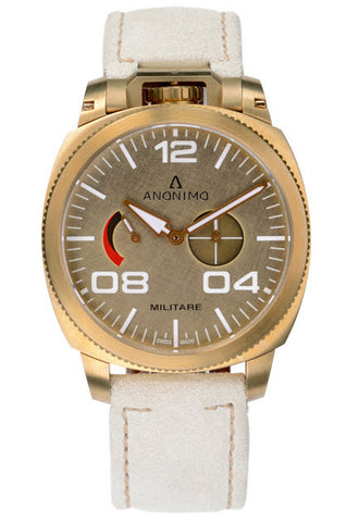 Anonimo Watch Militare Mens Limited Edition