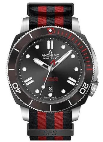 Anonimo Watch Nautilo Sailing Limited Edition