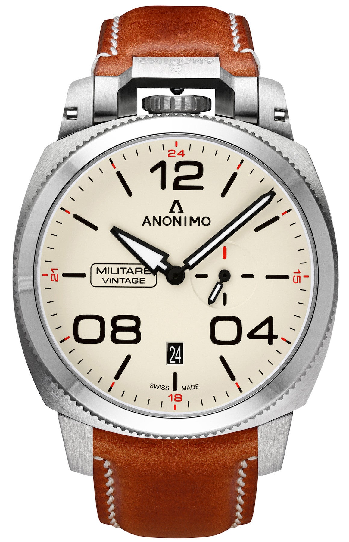 Anonimo Watch Militare Vintage