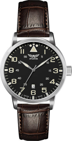 Aviator Watch Vintage Airacobra D