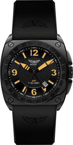 Aviator Watch High Tech MiG-29 GMT