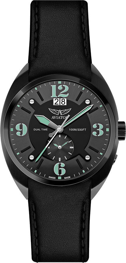 Aviator Watch High Tech MiG-21