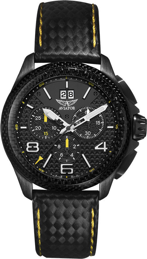 Aviator Watch High Tech MiG-35