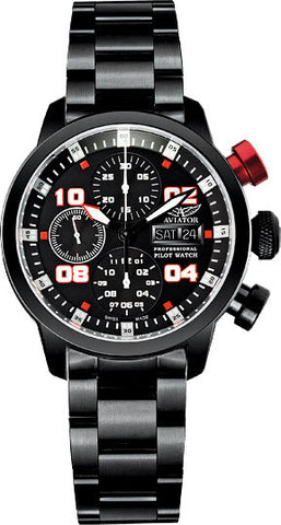 Aviator Watch High Tech Professional Automatic