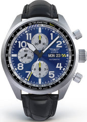 Aviator Watch Airacobra Chrono Auto Mens