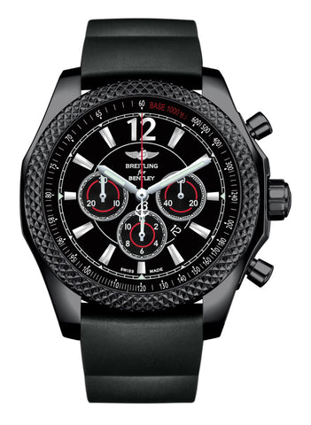 Breitling Bentley Barnato 42 Midnight Carbon