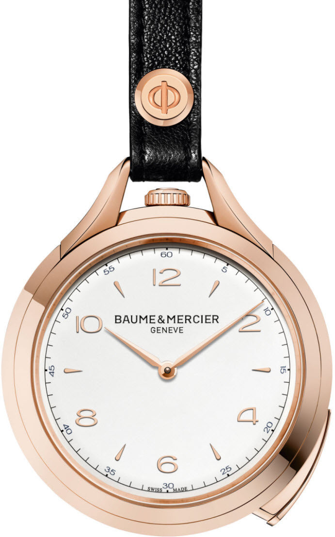 Baume et Mercier Watch Clifton Pocket Limited Edition
