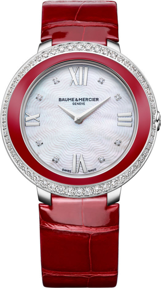 Baume et Mercier Watch Promesse Limited Edition