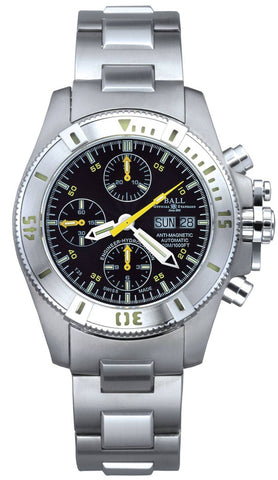 Ball Watch Company Engineer Hydrocarbon Chronograph Titanium D
