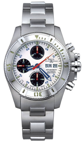 Ball Watch Company Engineer Hydrocarbon Chronograph D