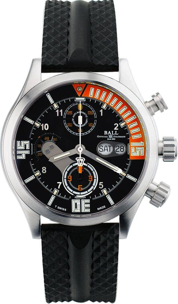 Ball Watch Company Diver Chronograph
