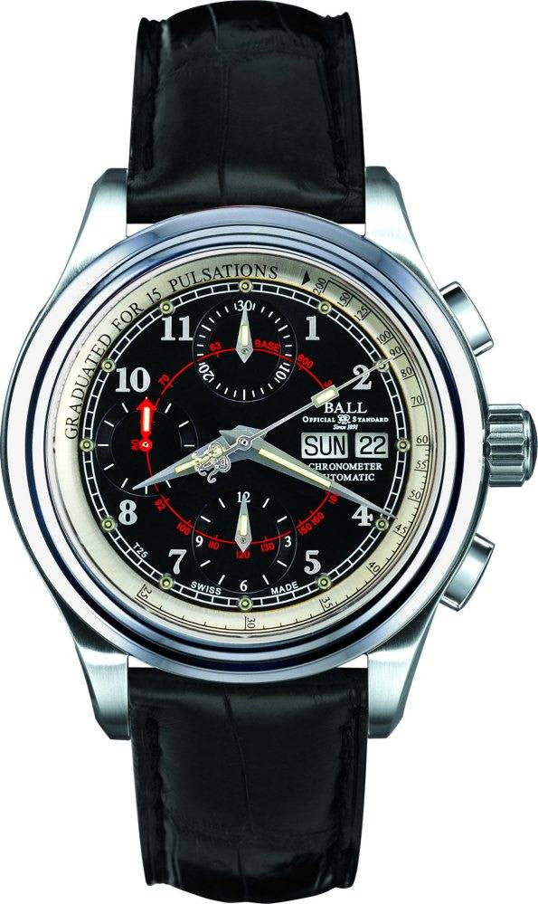 Ball Watch Company Pulsemeter Chronometer