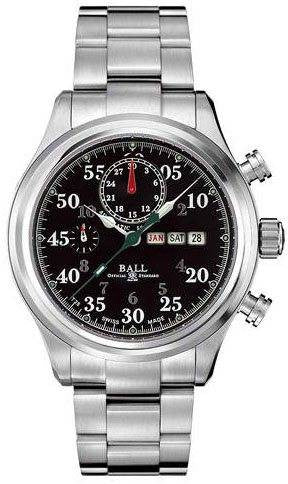 Ball Watch Company Trainmaster Racer
