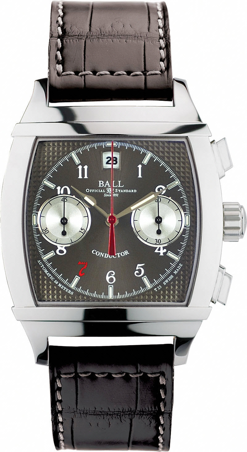 Ball Watch Company Vanderbilt Chronograph