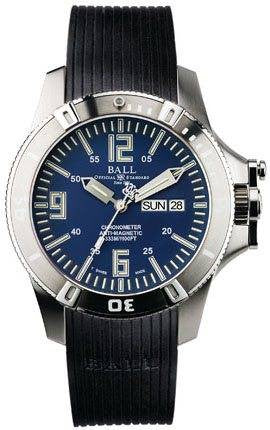 Ball Watch Company Spacemaster Glow