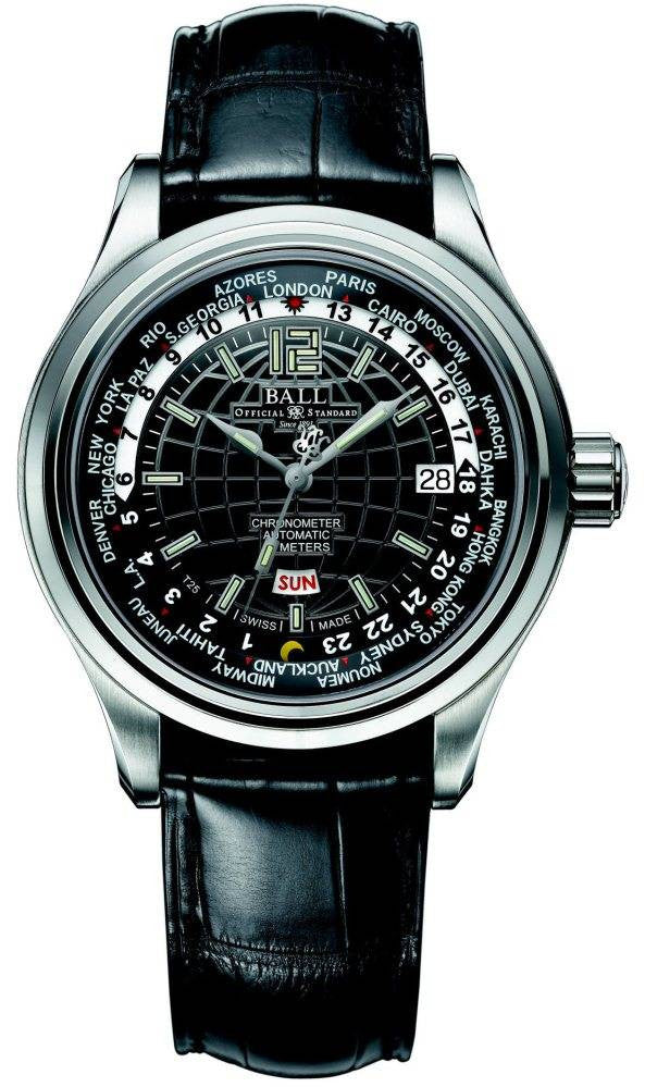 Ball Watch Company Worldtime