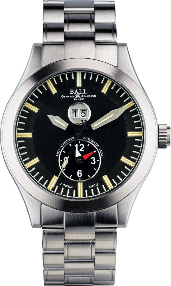 Ball Watch Company Aviator Dual Time