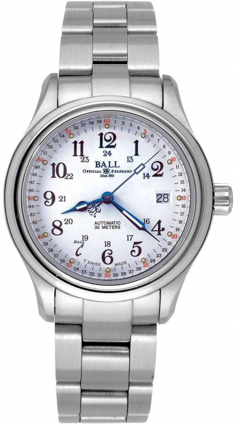 Ball Watch Company 60 Seconds Ladies D