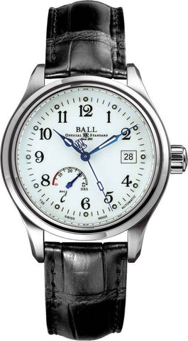Ball Watch Company Trainmaster Power Reserve