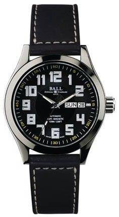 Ball Watch Company DLC Yellow