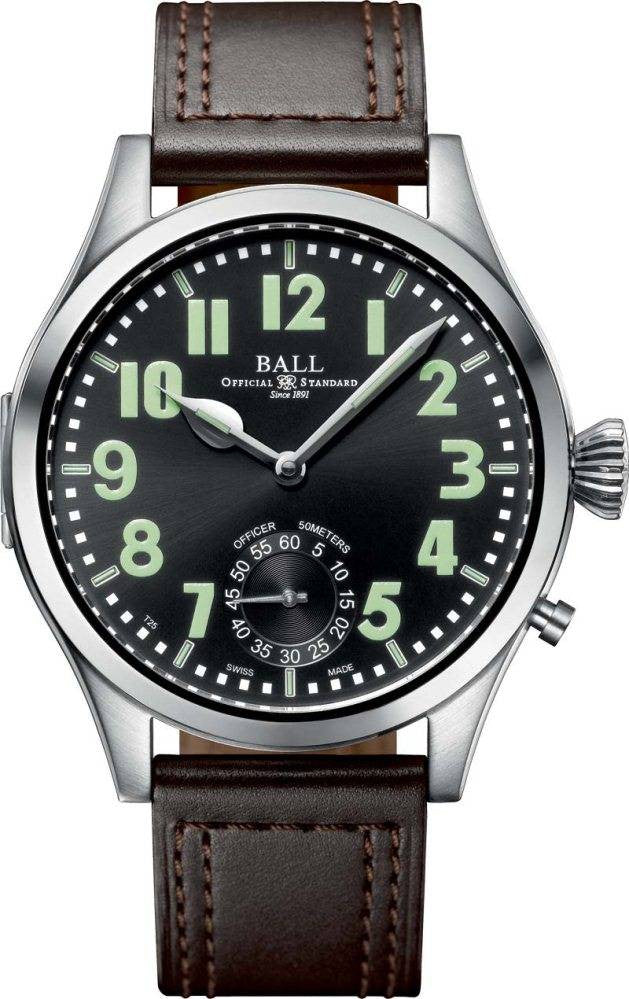 Ball Watch Company Officer D